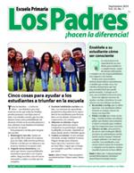 haga clic aquí para ver el boletín de tamaño completo, PDF accesible, Primaria (español)