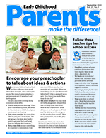 click here for full size newsletter, accessible PDF,  Early Childhood (English)
