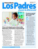 haga clic aquí para ver el boletín de tamaño completo, PDF accesible, Primera Infancia (español)