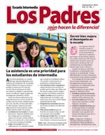 haga clic aquí para ver el boletín de tamaño completo, PDF accesible, para padres de estudiantes en los grados 6-8 (español)